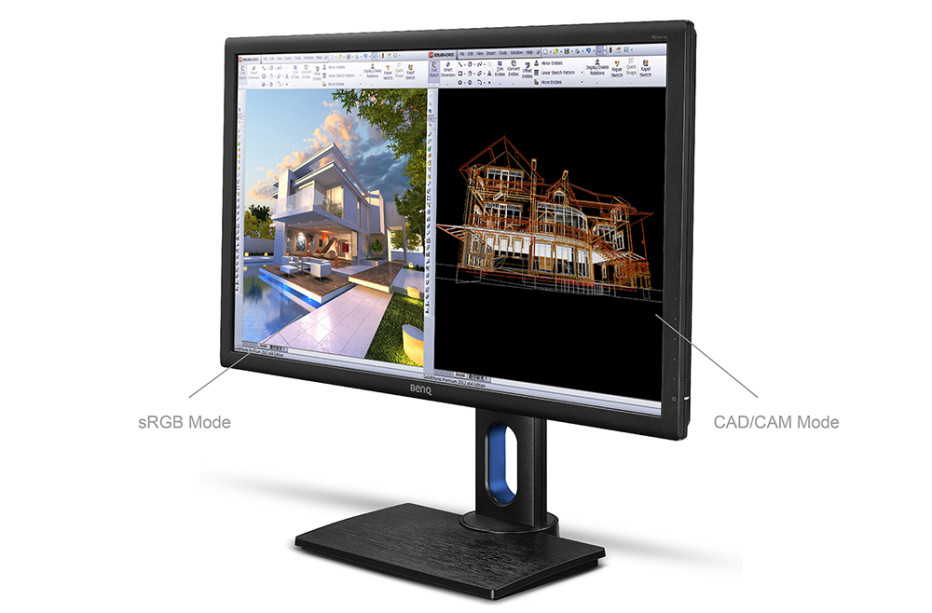 BenQ offers the PD2700Q professional-class monitor