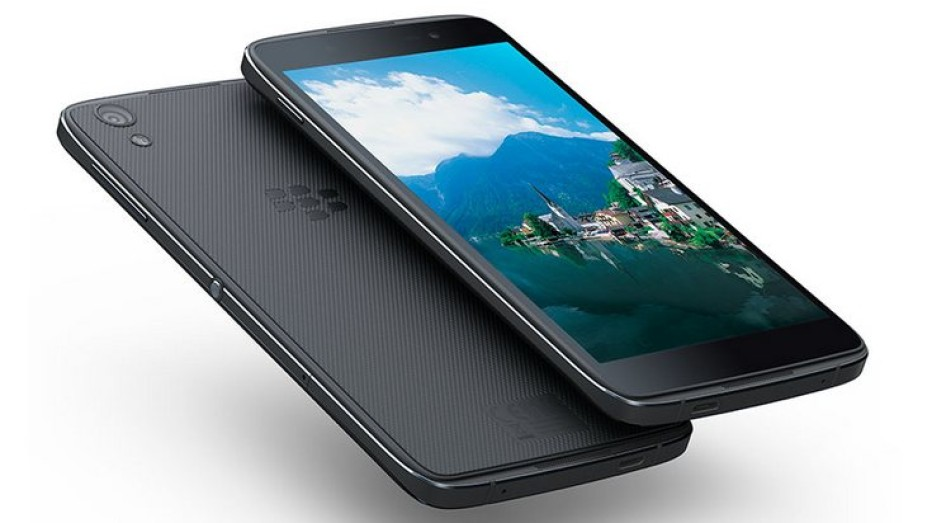 BlackBerry presents the DTEK50 smartphone