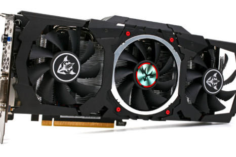 Colorful presents four GeForce GTX 1060 models