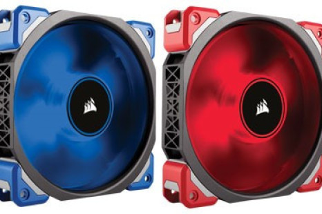 Corsair releases ML series cooling fans