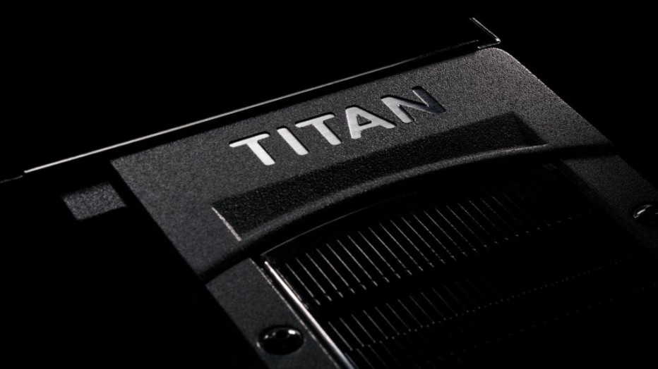 NVIDIA plans GeForce GTX Titan P video card