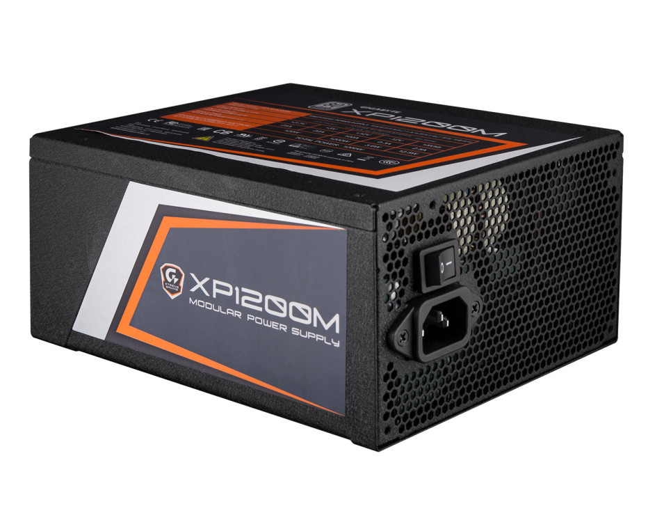Gigabyte launches the Gaming XP1200M PSU