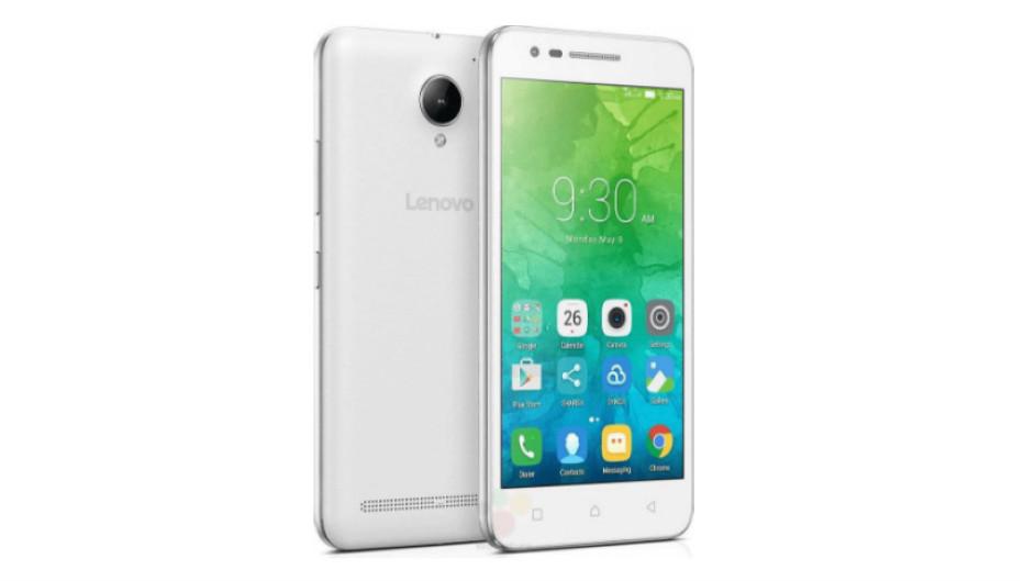 Lenovo unleashes the Vibe C2 smartphone