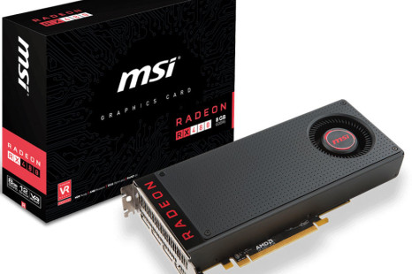 MSI debuts its Radeon RX 480 video card