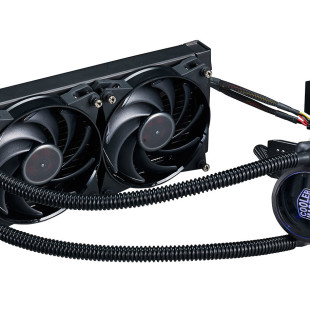 Cooler Master unveils the MasterLiquid Pro 120 and 240 coolers