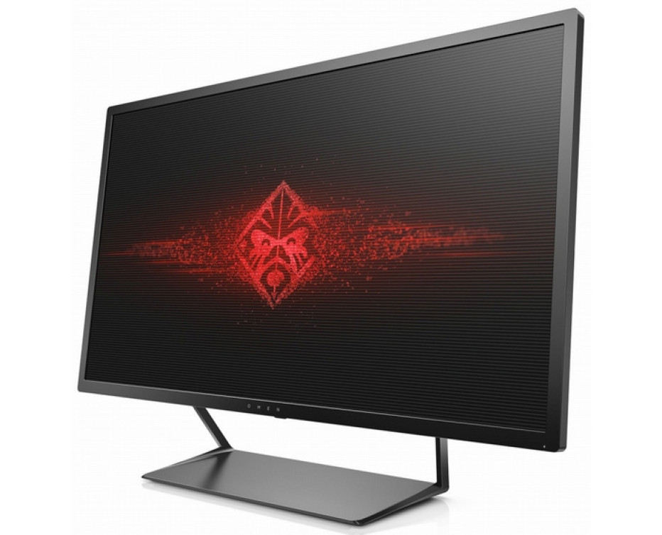 HP to release 32-inch Omen monitor