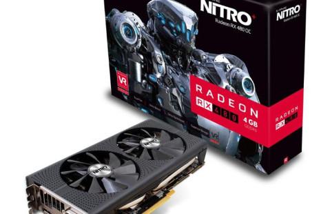 Sapphire reveals the Radeon RX 480 NITRO+ video card