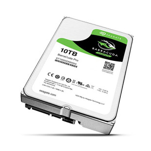 Seagate announces BarraCuda Pro hard drives