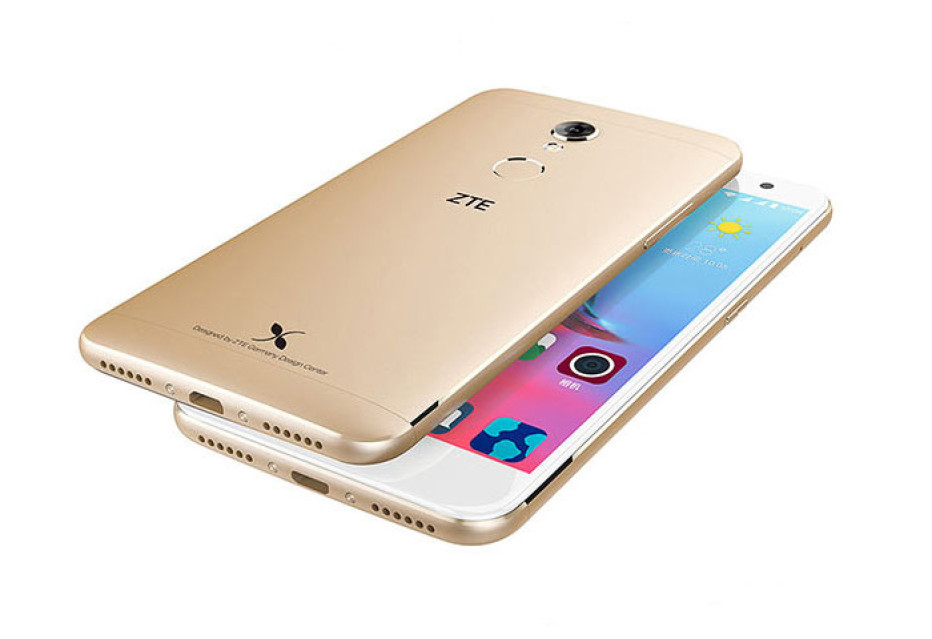ZTE debuts the Small Fresh 4 smartphone