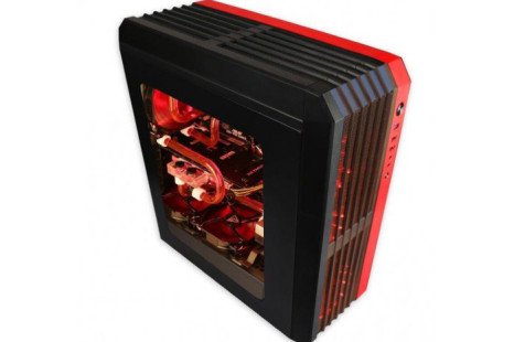 X2 debuts the Rindja 8020 PC case