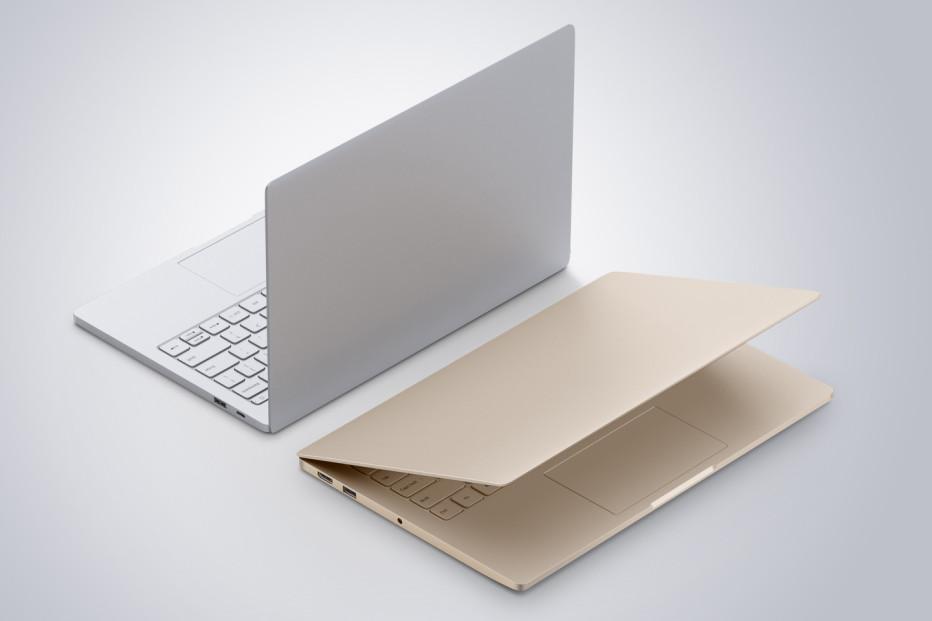 Xiaomi presents the Mi Notebook Air
