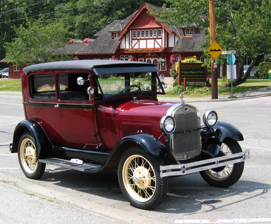 The History of Ford's Model A