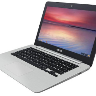ASUS releases beefed-up Chromebook
