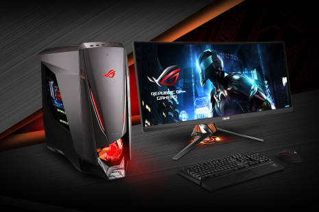 ASUS updates its GT51CA gaming PC with Pascal GPUs