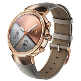 The ASUS ZenWatch 3 gets officially presented