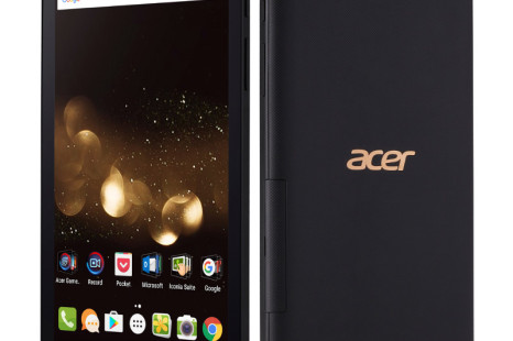 Acer shows the Iconia Talk S gadget
