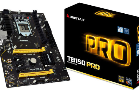 Biostar comes up with motherboard for mining