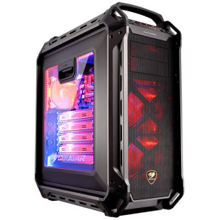 Cougar debuts the Panzer Max PC case