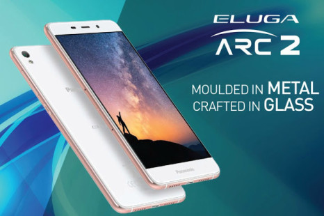 Panasonic debuts the Eluga Arc 2 smartphone