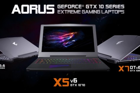 Gigabyte announces more Aorus notebooks