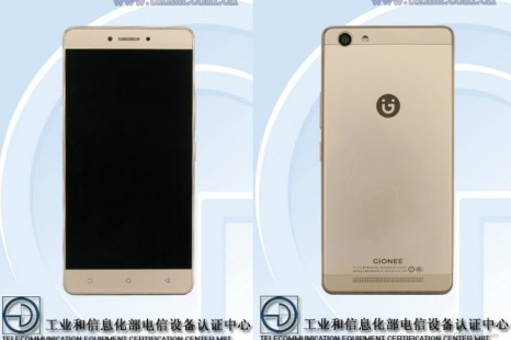 TENAA leaks the Gionee M6 Mini smartphone