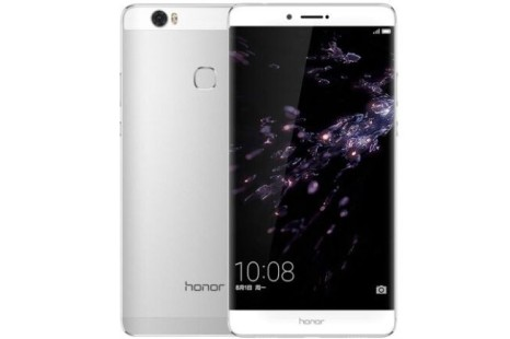 Huawei also presents the high-end Honor Note 8 smartphone
