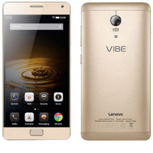 Lenovo's Vibe P2 to bring minor improvements