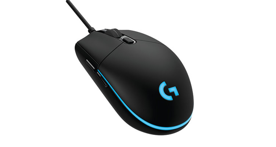 Logitech announces new gaming mouse