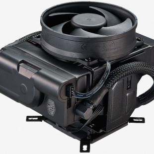 Cooler Master reveals the MasterLiquid Maker 92 CPU cooler