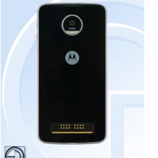 TENAA certifies the Moto Z Play smartphone