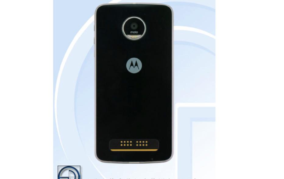 TENAA certifies the Moto Z Play smartphone