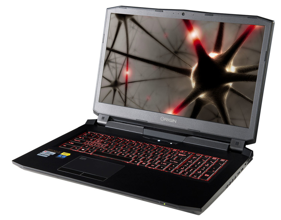 ORIGIN PC debuts new Pascal-based gaming notebooks