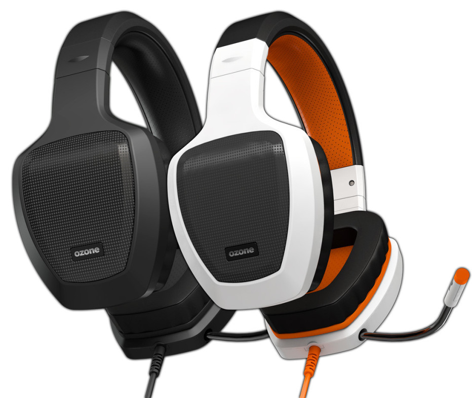 Ozone unveils the Rage Z50 gaming headsets