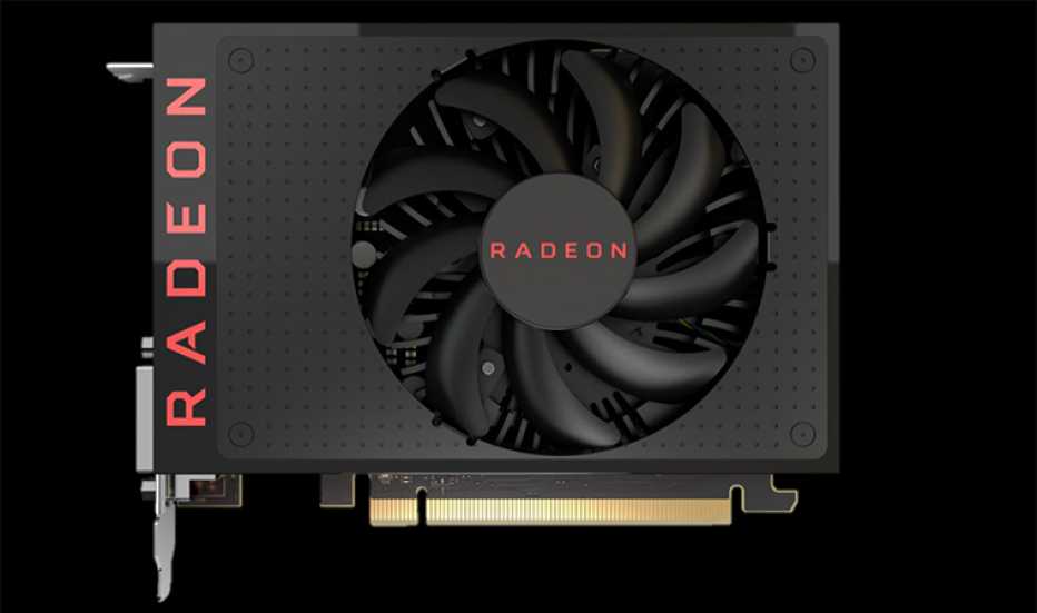 AMD launches the Radeon RX 460