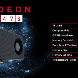 AMD releases the Radeon RX 470 video card