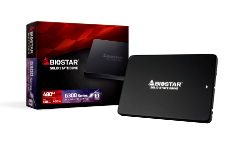 Biostar presents its first solid-state drives