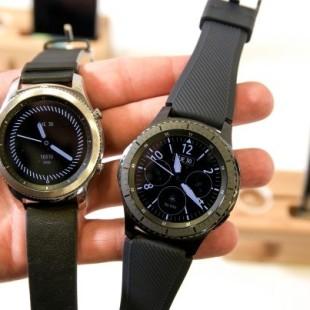 Samsung unveils the Gear S3 smartwatch