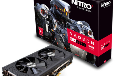 Sapphire offers factory-overclocked RX 470 video cards