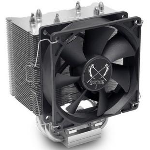 Scythe debuts the Byakko CPU cooler