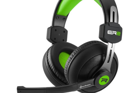 Sharkoon debuts the Rush ER2 gaming headset