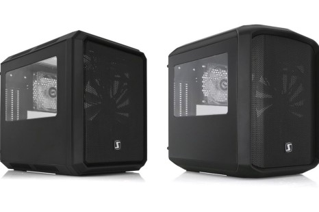 SilentiumPC launches two cube-shaped PC cases