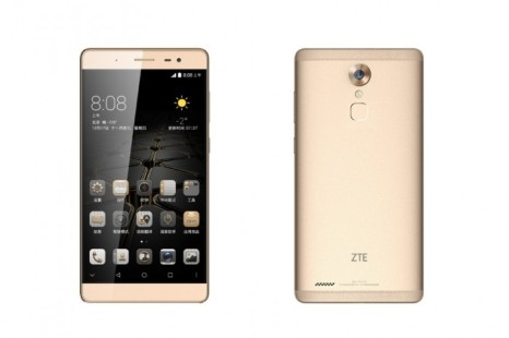 ZTE's Axon Max 2 gets leaked