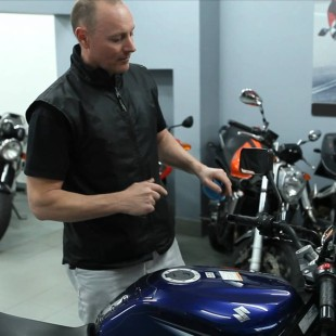 Are you buying your first motorcycle?