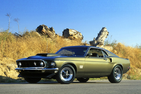 Here's some history of Classic Pony Cars for you!