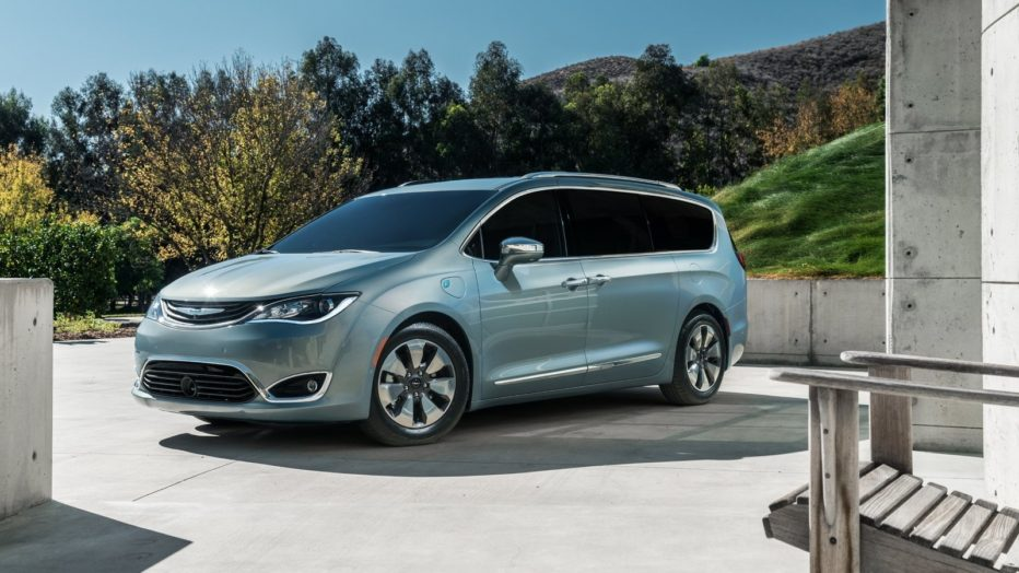 So, what's so special about the Chrysler Pacifica Hybrid?