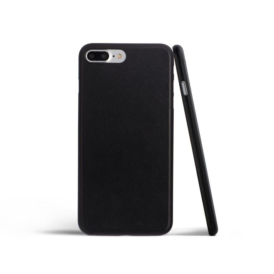 THIS IS WHAT THE THINNEST LEATHER IPHONE CASE IN THE WORLD LOOKS LIKE