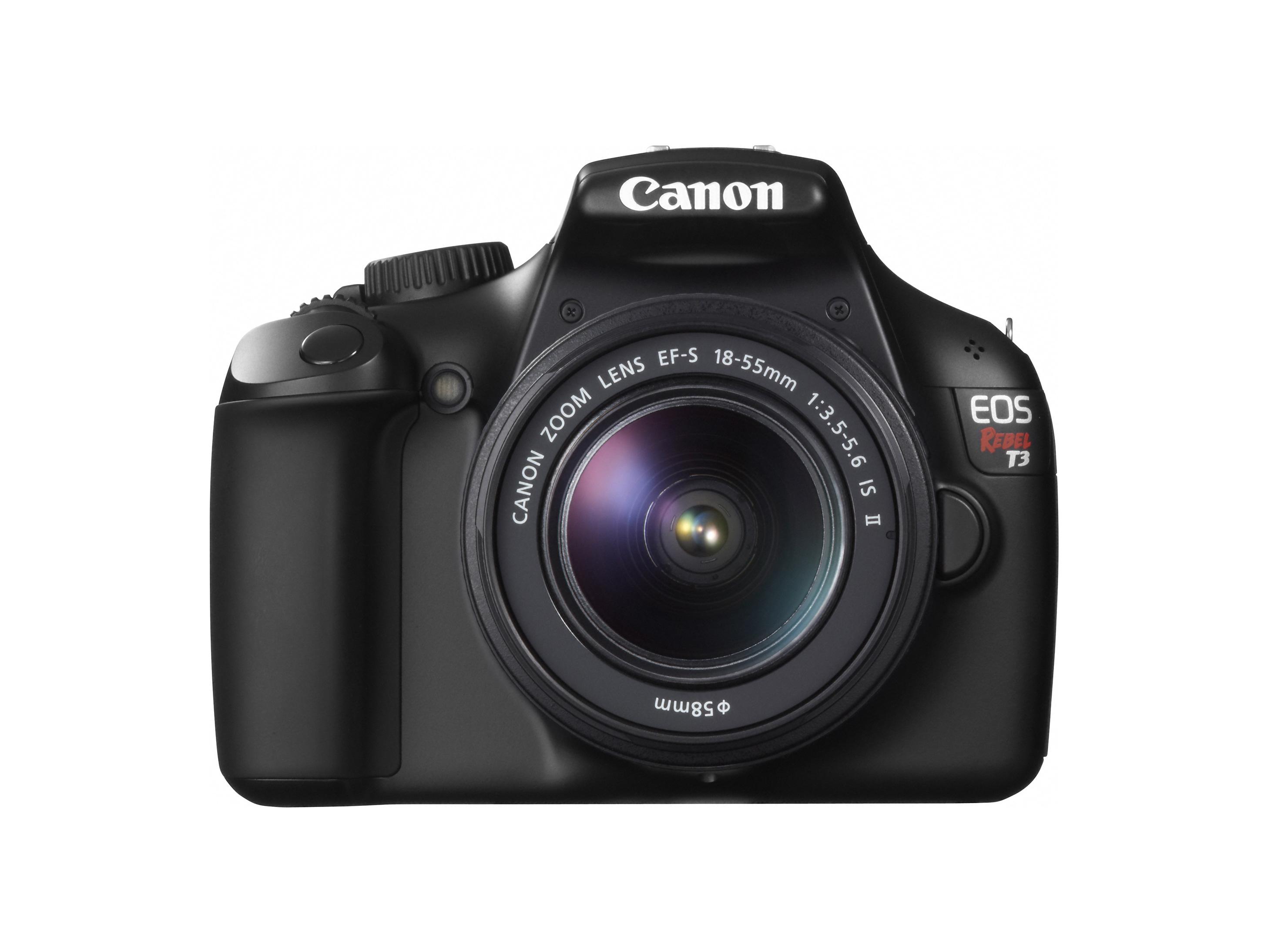 Canon Reveals Eos Rebel T3i And Eos Rebel T3 Digital Slr