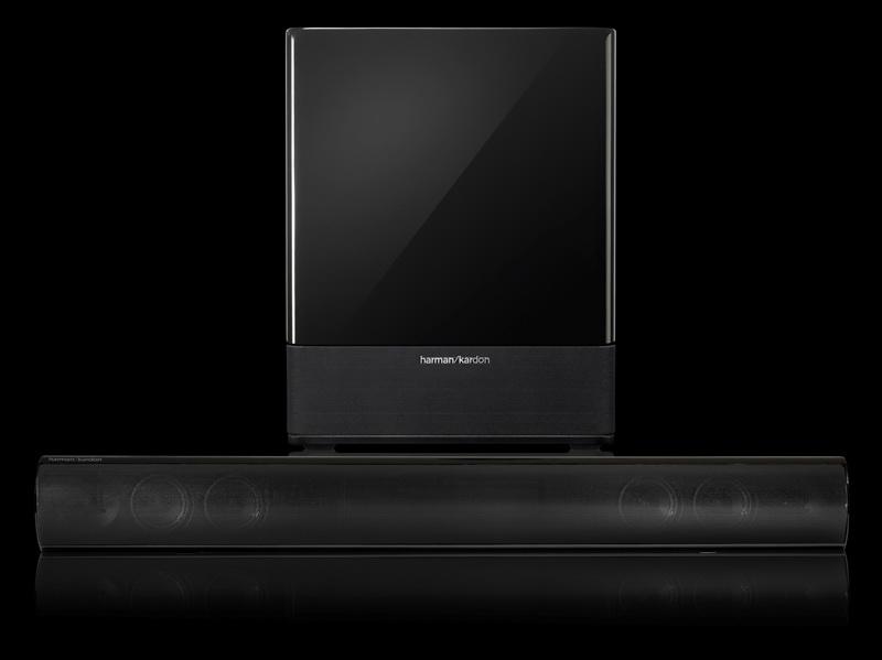 harmon kardon launches sb16 home cinema soundbar system. Black Bedroom Furniture Sets. Home Design Ideas