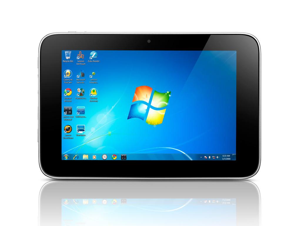 lenovo ideapad tablet p1 comes with windows 7. Black Bedroom Furniture Sets. Home Design Ideas