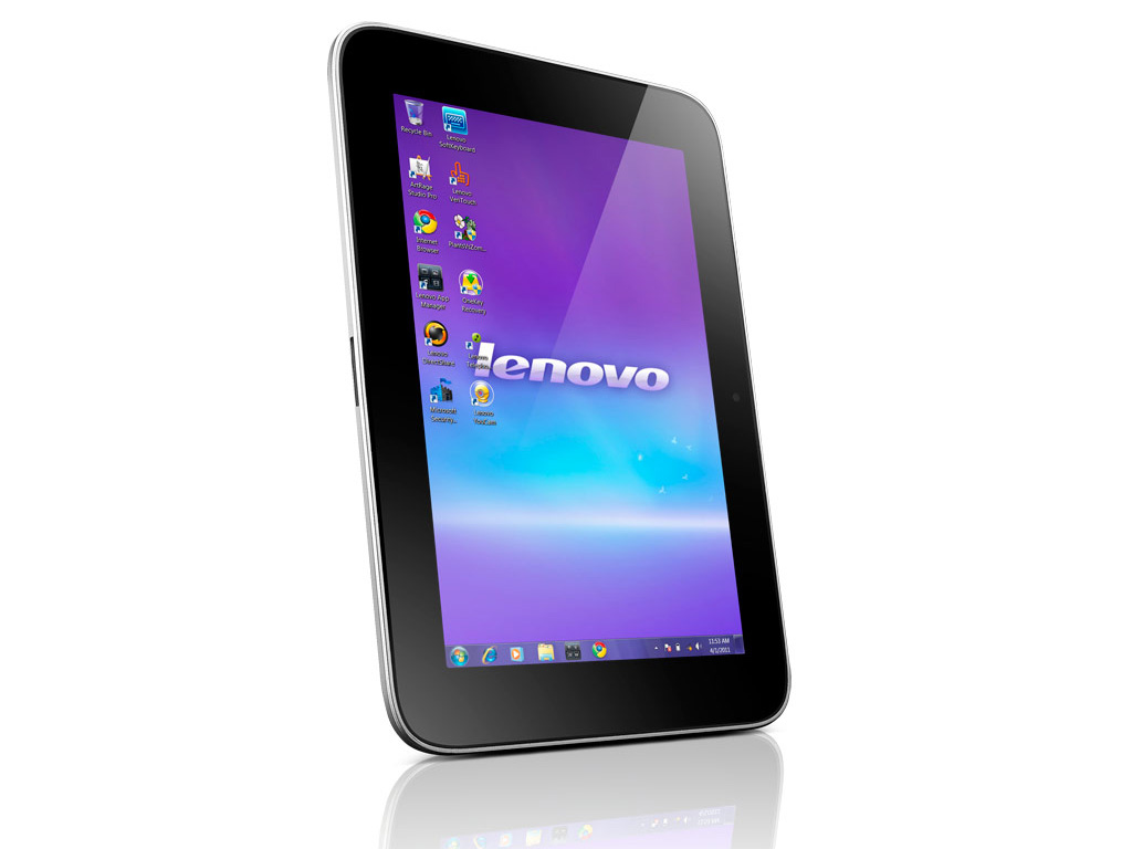 Lenovo IdeaPad Tablet P1 Comes With Windows 7